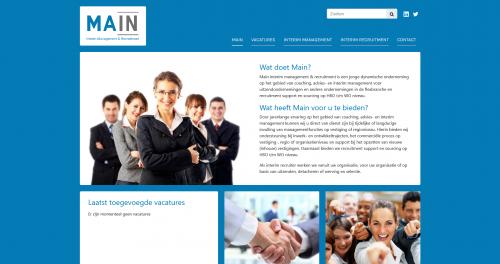 Main interim management & recruitment