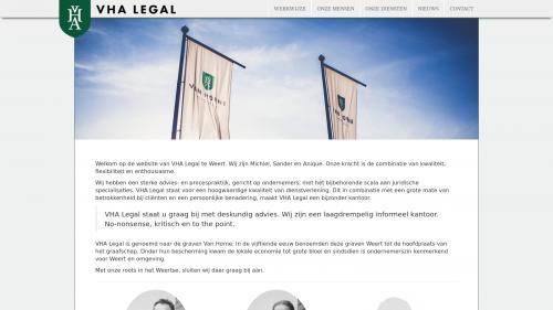 VHA legal